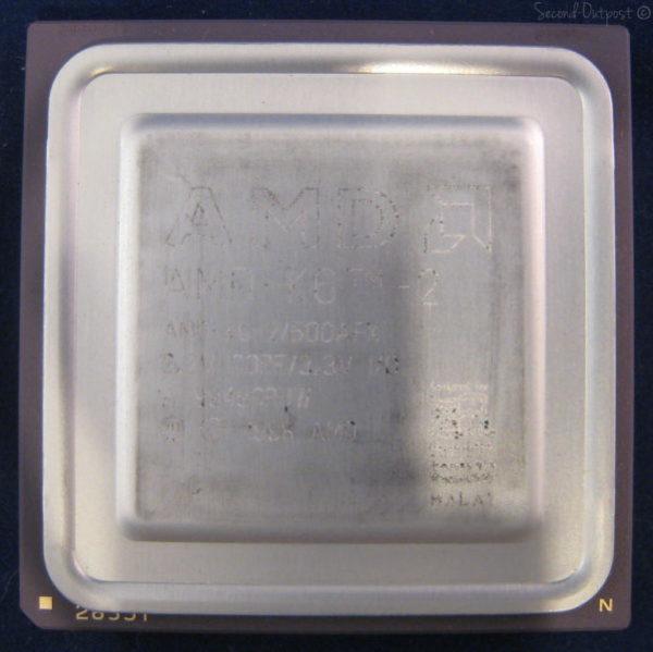 AMD K6 2 500AFX