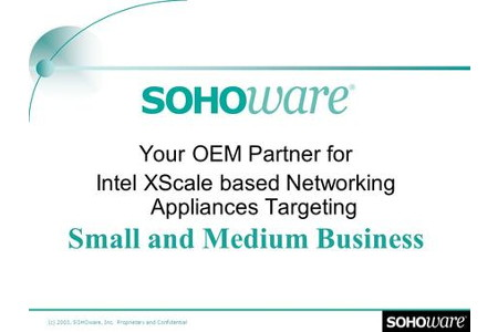 SOHOware Networking