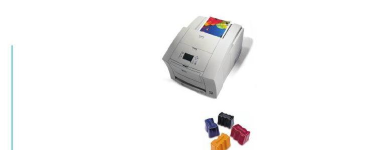 Xerox Tektronix Phaser 850