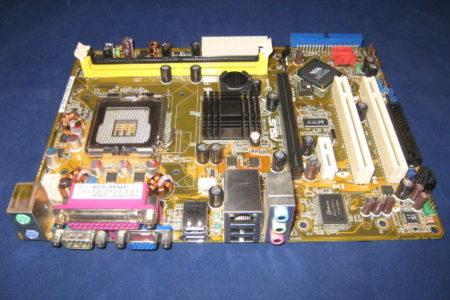 ASUS P5VD2 VM SE