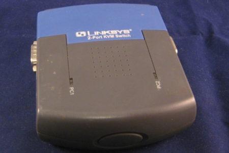 Linksys ProConnect Compact KVM