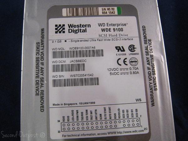 WDE-9100 0007