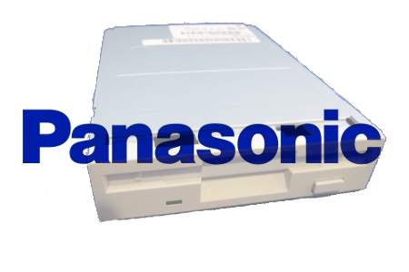 Panasonic Floppy Drives