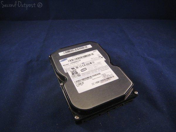 Samsung HD080HJ/P SATA Drive